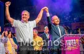 Danilo Medina carga sobre sus hombros candidatos del PLD para elecciones 2020