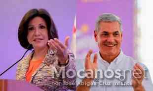 Gonzalo Castillo escoge a Margarita como su aspirante a vicepresidenta