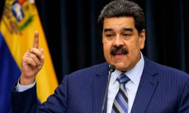 """Guaidó tilda de """"propaganda"""" la demanda contra EEUU que Maduro hizo en la CPI"""