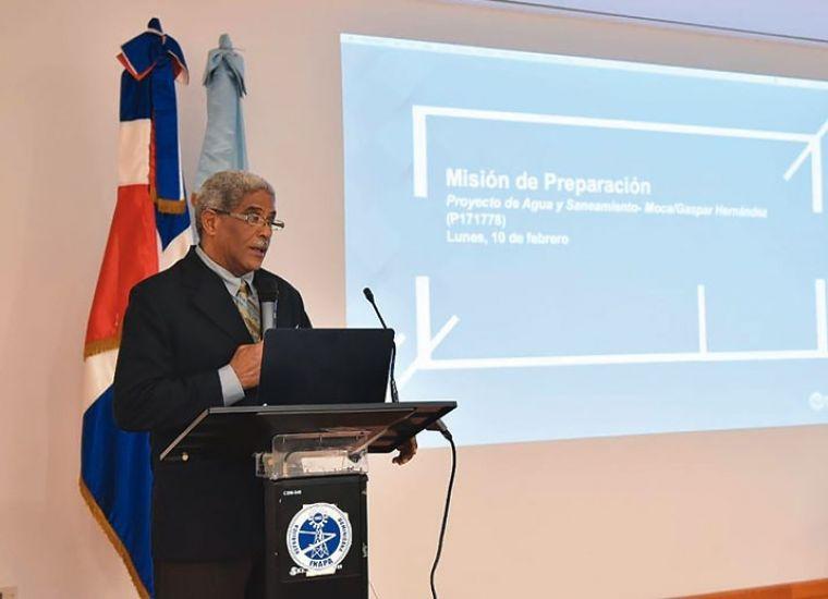 Banco Mundial, INAPA y CORAAMOCA inician Proyecto de Agua Potable