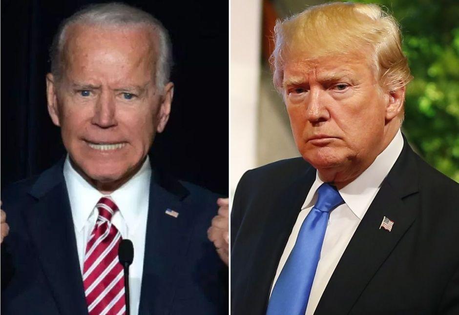 Trump y Biden en empate técnico para elección presidencial
