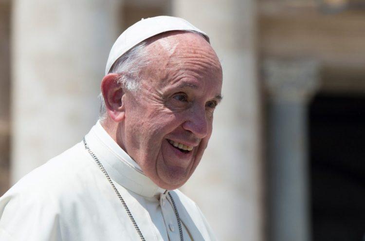 Papa Francisco, habla…