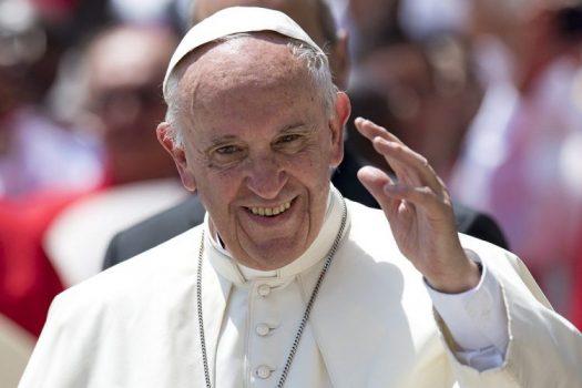 El Papa comienza su 8º año de pontificado con la mirada puesta en María