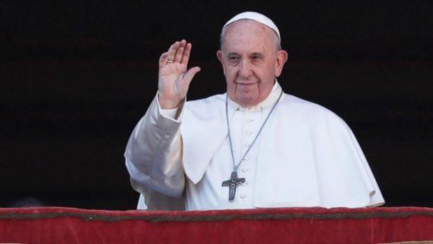 Papa pide al mundo orar esta noche