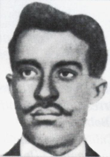 Figura de un guerrillero haitiano de origen dominicano