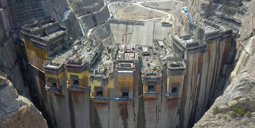 hidroelectrica china