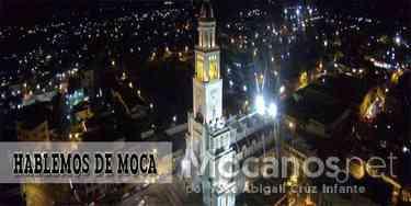 Desde Moca y sus montes