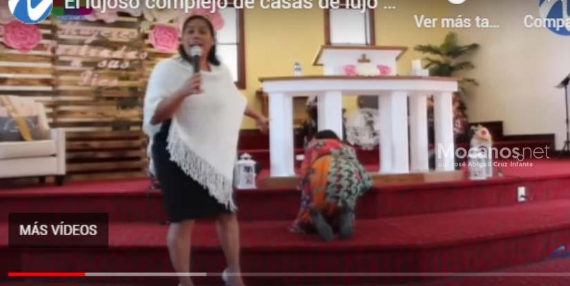🎥 Video: Nuria revela los lujos de «Una profeta de Dios» en el País