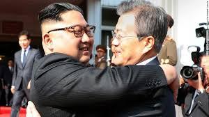 Por fin !!! La paz en ambas coreas