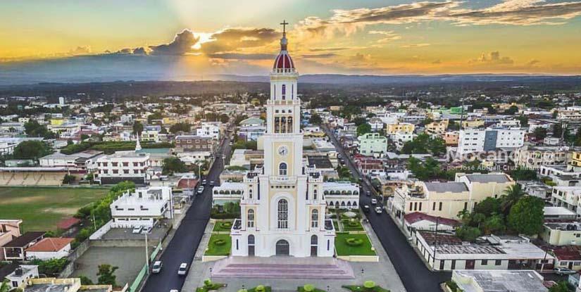 Video: Iglesia Sagrado Corazón de Jesús, Moca
