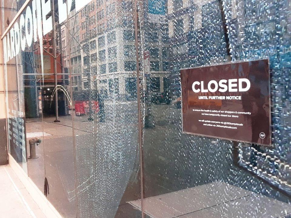 Alquileres en Nueva York sufren bajón histórico: desempleo y mudanzas por la pandemia