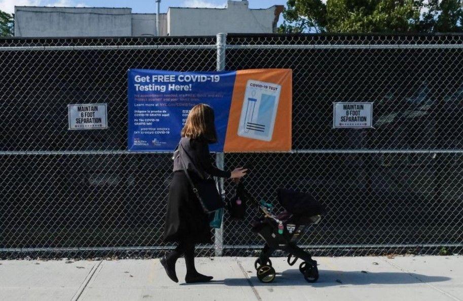 Aumentan a 10 los códigos postales de NYC con más de 3% de infecciones de COVID-19