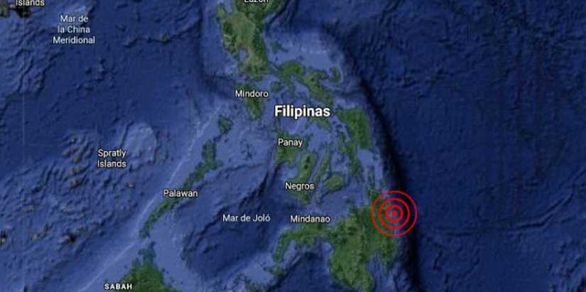 Un terremoto de magnitud 6,1 sacude el sur de Filipinas