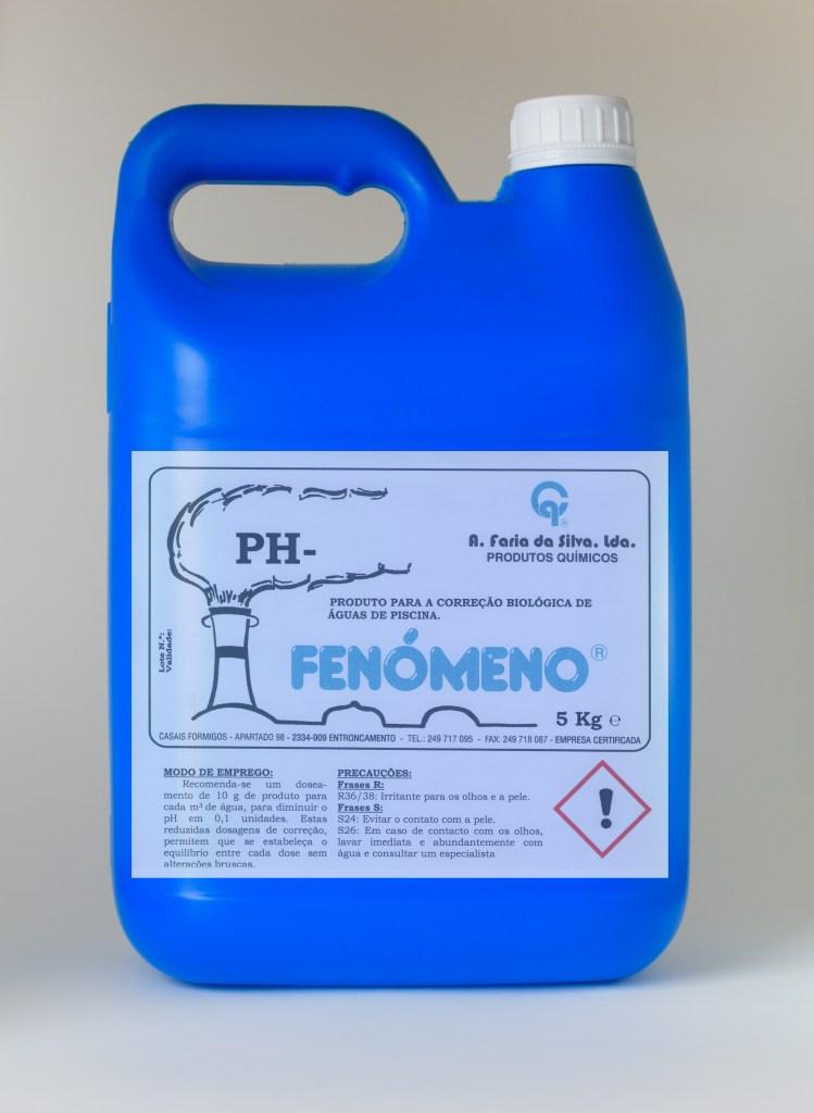 Fenómeno pH-