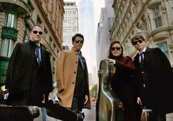 Critically Acclaimed Calidore String Quartet to Perform at Westport Arts Center on March 2