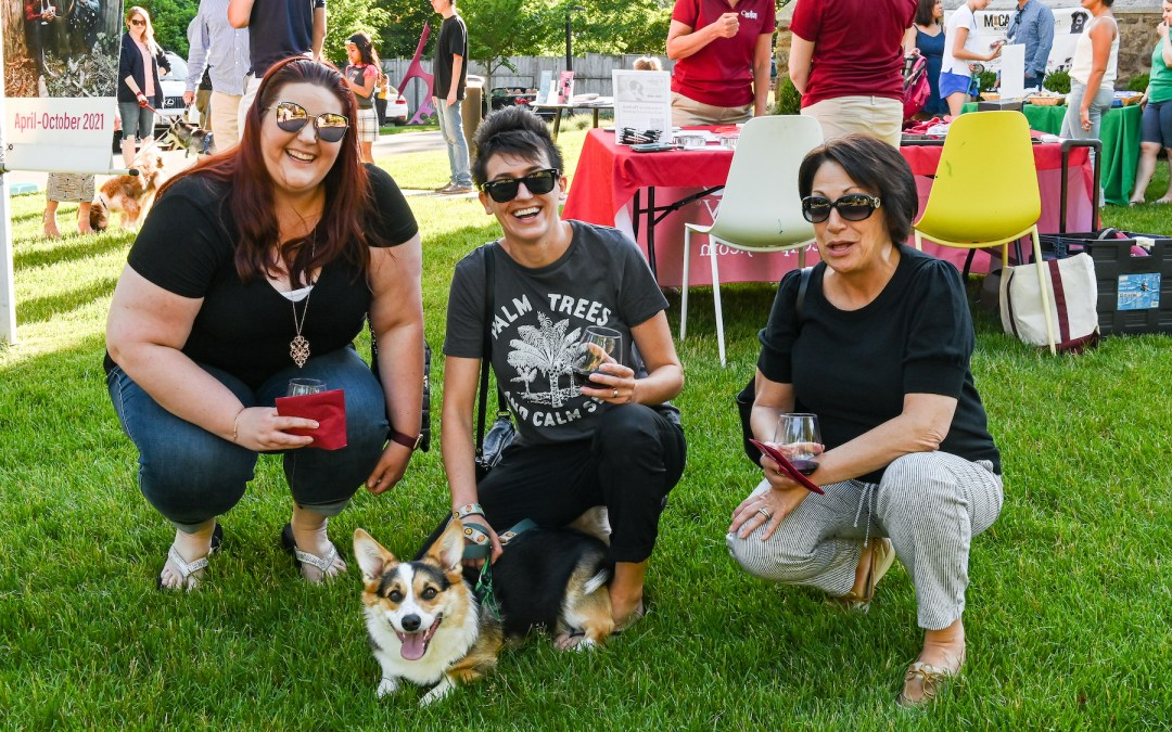 Yappy Hour: First Thursday of the Month
