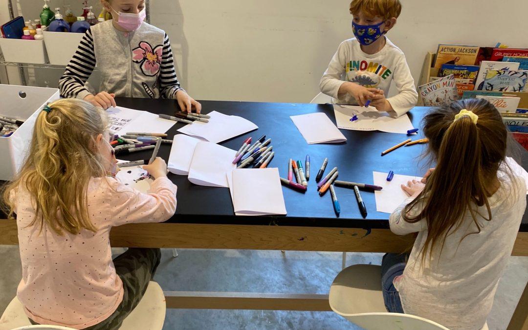 After School Homework Help & Art Exploration – Enrolling Now