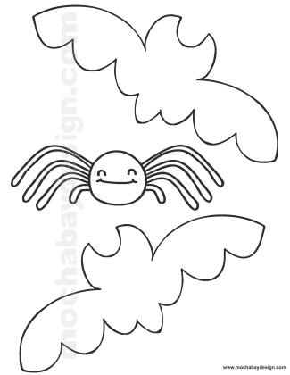 cute bat coloring pages http www mochabaydesign com printables cp