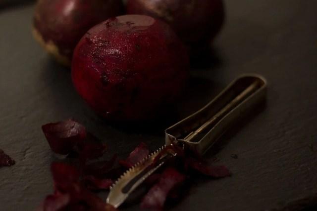 Peeled Beet