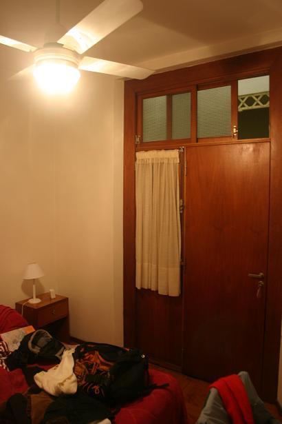 Quarto do Hotel Uruguay