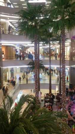 Shopping Costanera Center