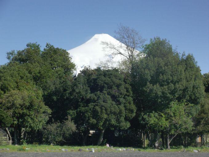Vulcão Villarrica em Pucón