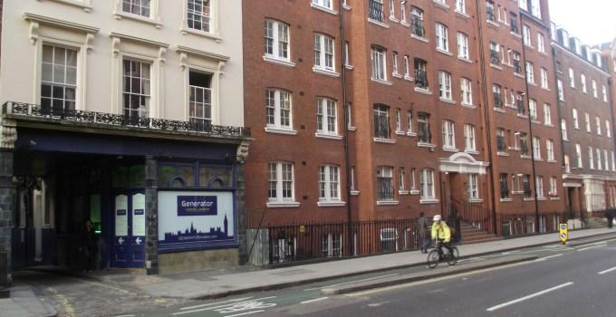 Hostel Generator London