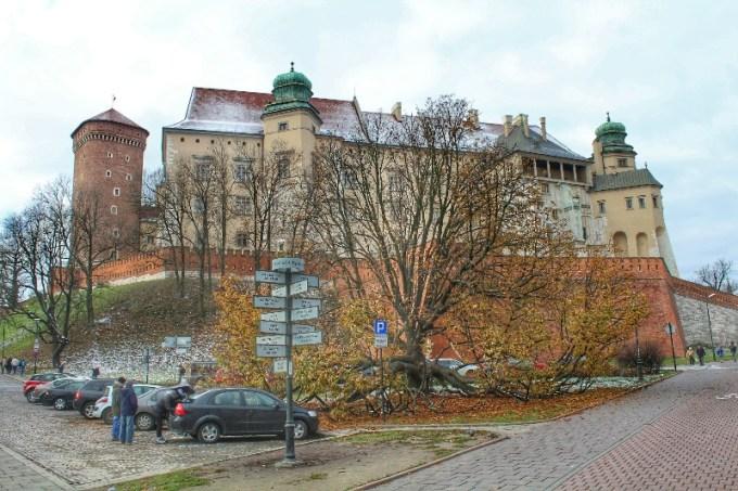 Castelo Wawel Cracóvia