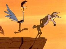 Do desenho Coyote e Papaleguas