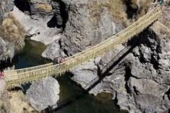 Ponte Q'eswachaka