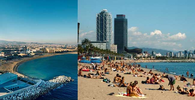 barcelona-playas