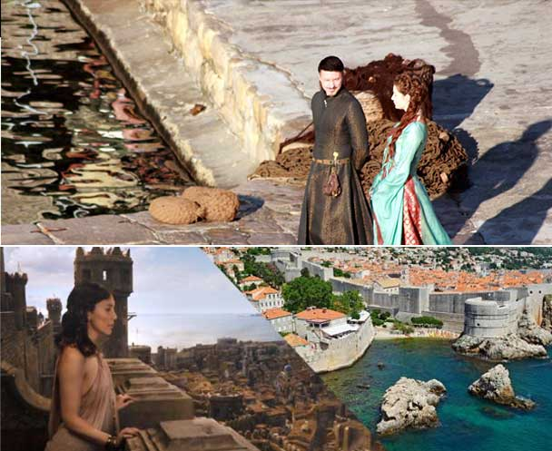 dubrovnik-croacia game of thornes