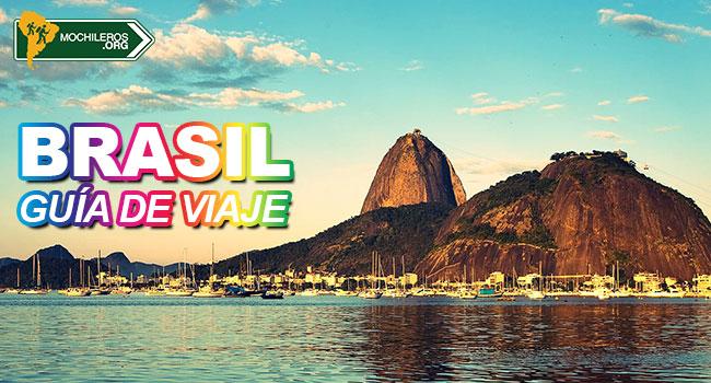 guia de viaje BRASIL