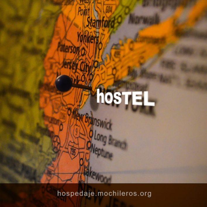 alojamiento gratuito, hostel, hospedaje, mochileros