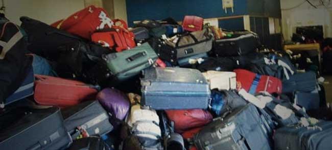 perder equipaje mochila aeropuerto