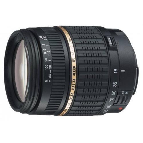 Tamron AF 18-200mm f/3.5