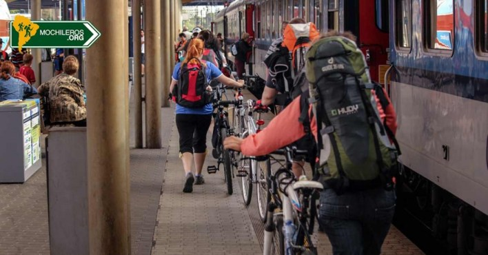 Planifica tu viaje en tren por Europa - Mochileros