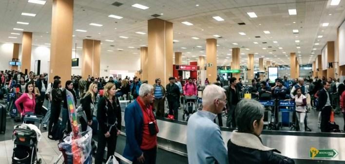 Espera de equipaje - Equipaje extraviado en el aeropuerto