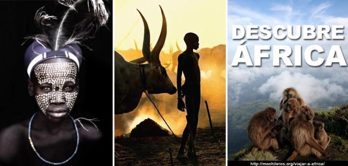 Descubre cómo viajar a África - Mochileros.org