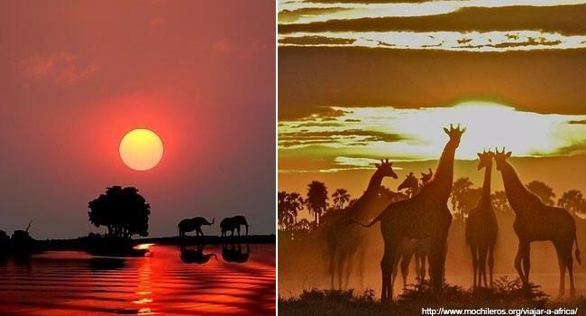 viajar a Africa - Mochileros.org