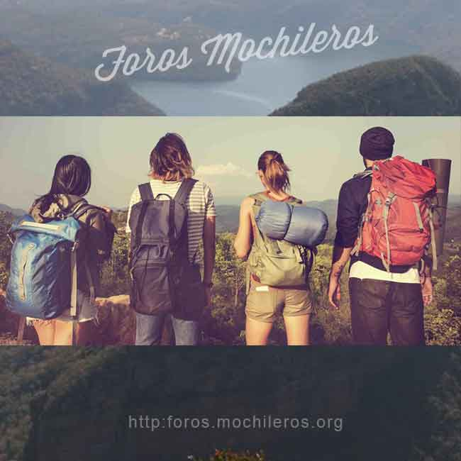 Foro de mochileros. Descubre los foros de viajeros mochileros más grandes de la red. Únete a las redes sociales y grupos.   #foros #mochileros #mochilero #forosmochileros