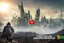 Top Castillos Abandonados Más Bellos de Europa que no son el castillo Wolfenstein, Minecraft, Disney, Dracula ni Hogwarts.