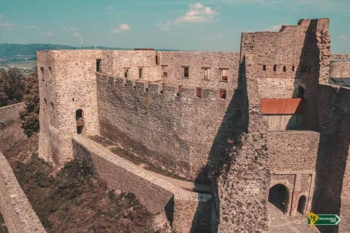 Castillos abandonados: Helfstýn, República Checa - Mochileros.org