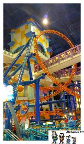 Berjaya theme park Kuala