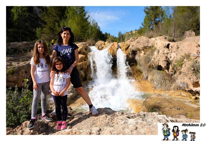 Cascada Chorreras del Cabriel