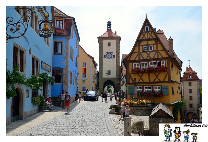Que ver en Rothenburg ob der Tauber