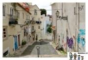 Ruta a pie por el Barrio de Alfama, Lisboa