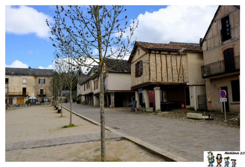 place faubourg najac