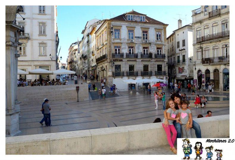 plaza 8 mayo coimbra