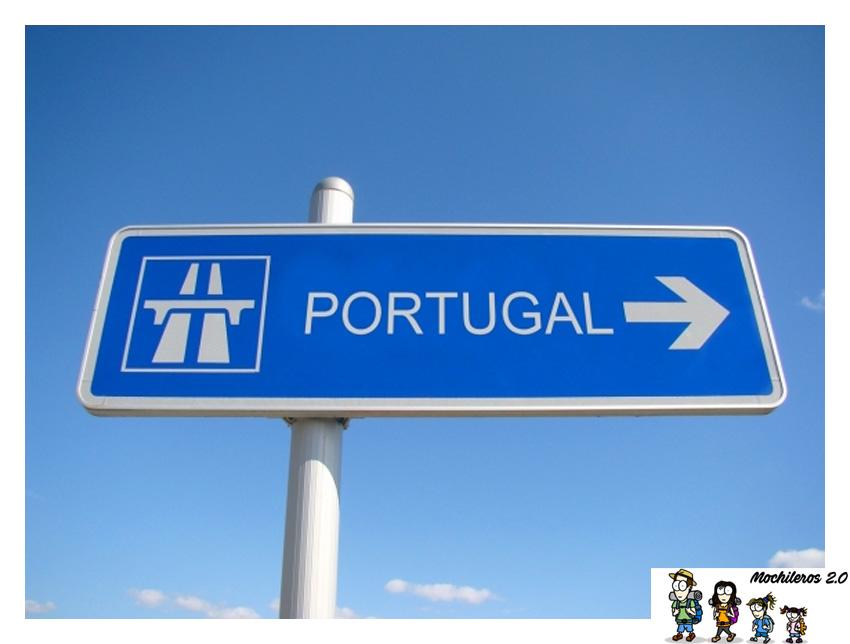 ruta coche portugal